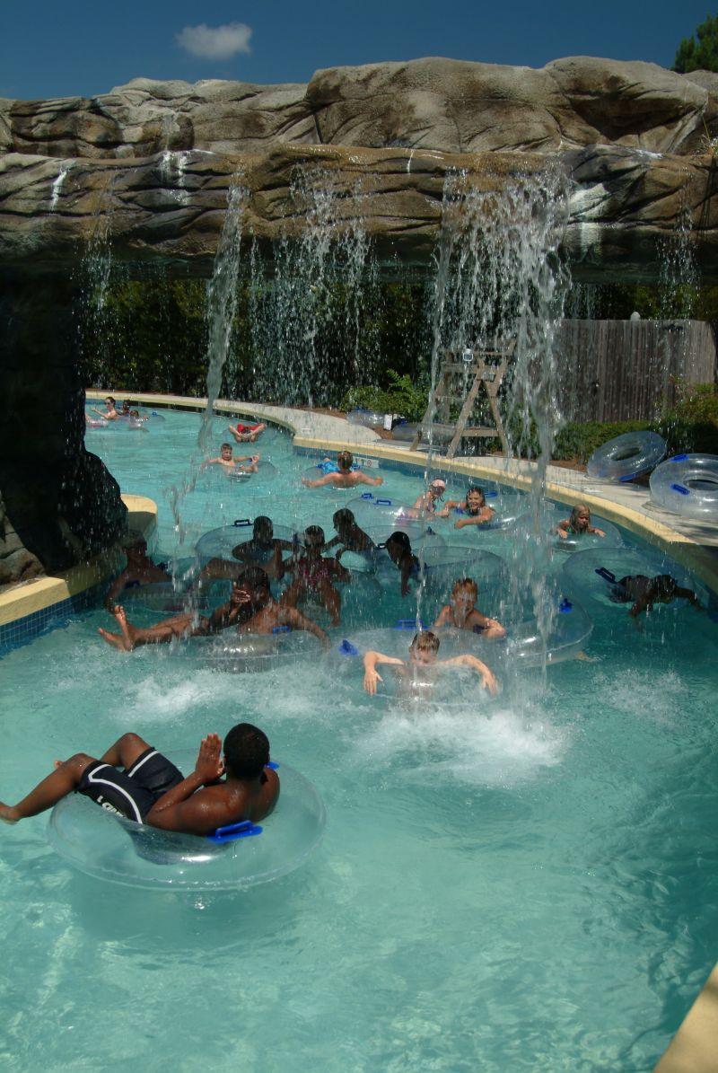 James Island - Splash Zone Water Park