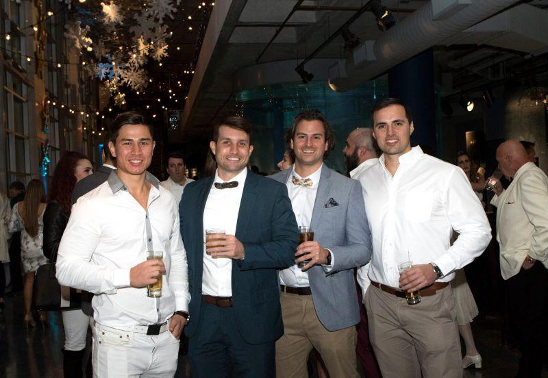 John Wilson, Ryan Kasyan, Joseph Rizzo, and Nolan Ceuch