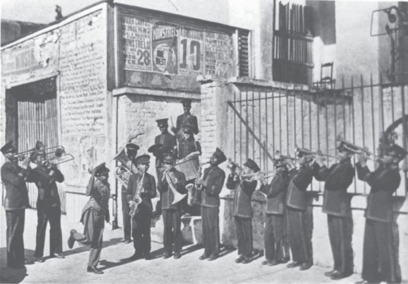 The renowned Jenkins Orphanage Band performed throughout the United States and even toured Europe in the 1920s.