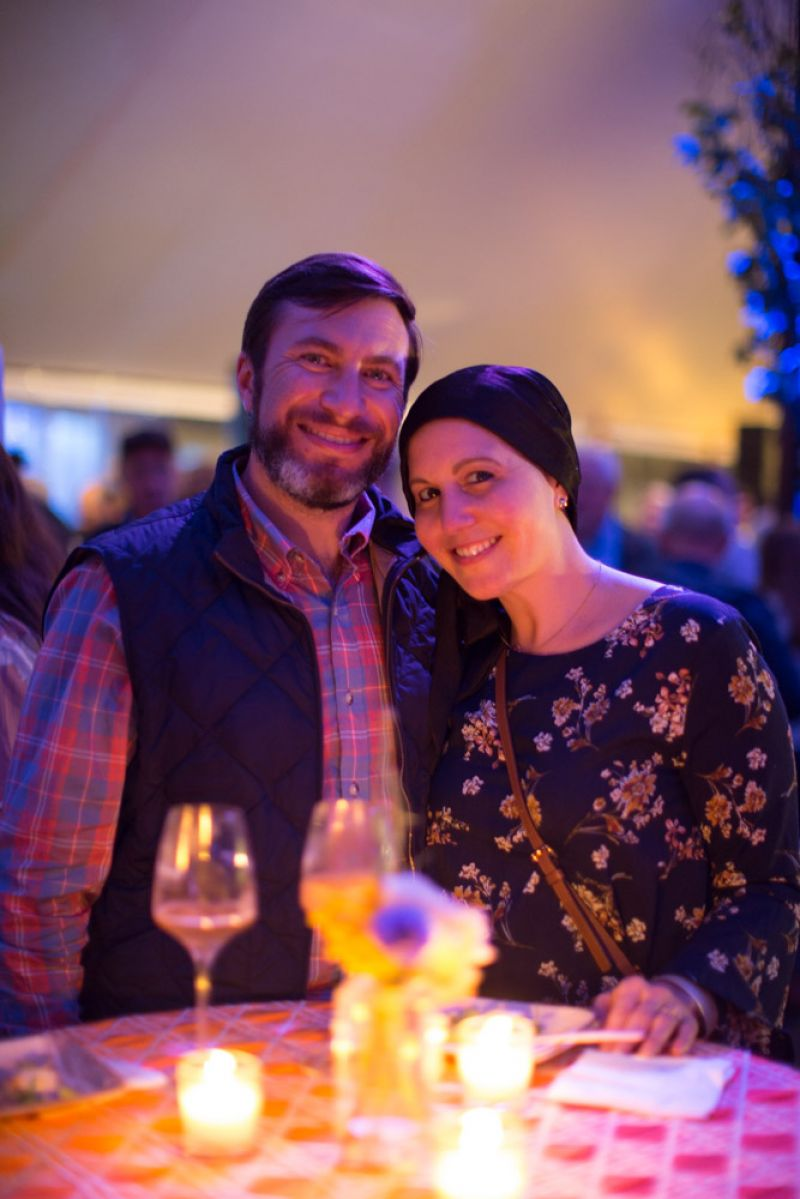 Dan and Heather Toeppner