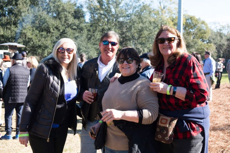 Lisa Vonmoll, Reed Simmons, Susan White, and Lorri Proctor
