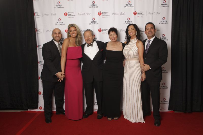 Andy, Connie, Len, Jeannie, Tammy and Rich Villacres