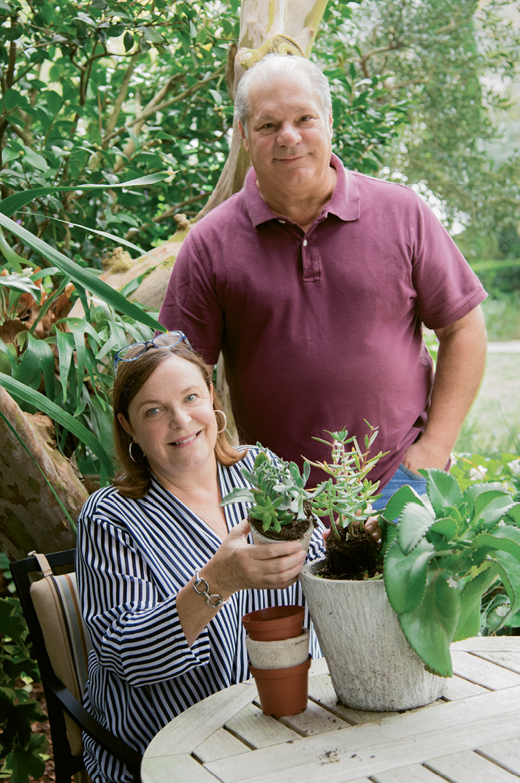 Susan and Gene Massamillo